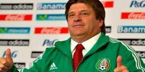 Harán oficial la continuidad de Miguel Herrera al frente del Tri