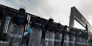 Operativo de más de 4 mil policías para la final