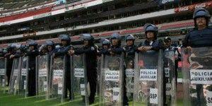 Habrá cerca de 5 mil policías en el América vs Monterrey
