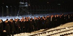 Sobrevivientes de Auschwitz advierten de nuevos crímenes