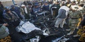 Al menos 30 muertos en atentado en Yemen