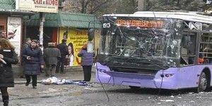 Proyectil impacta autobús