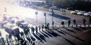 Reportan bloqueo en San Cosme