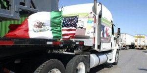 EE.UU. abrirá rutas transfronterizas a camioneros mexicanos