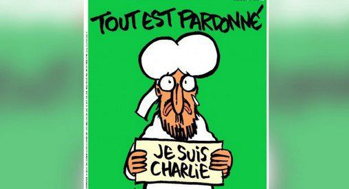 Número del 14 de enero de Charlie Hebdo