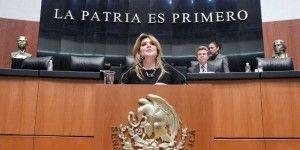 Claudia Pavlovich, candidata a gobierno de Sonora por el PRI