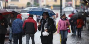 Frío domingo para casi todo el país