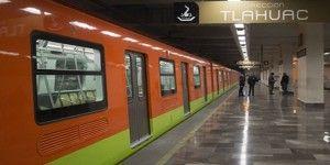 Suspenden servicio en dos estaciones de la L12