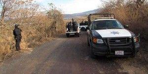 Emboscada a autodefensas en Michoacán