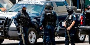 Elementos de PGR y PF son trasladados a Chilapa