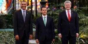 Elecciones en Canadá posponen reunión con México y EE.UU.: Méade