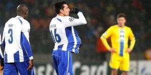 Gol de Herrera nominado al mejor de la Champions