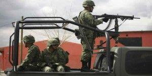 Emboscada deja dos militares muertos