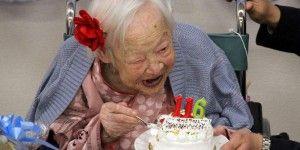 Las 5 personas más longevas del mundo