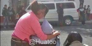 Muere mujer en la calle después de ser rechazada por hospital