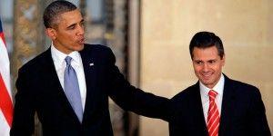 Obama reconocerá compromiso de EPN para mejorar democracia y gobernabilidad