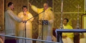 Papa Francisco visita zonas afectadas por tifón en Filipinas