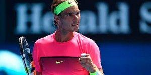 Nadal y Federer inician Abierto de Australia con victorias