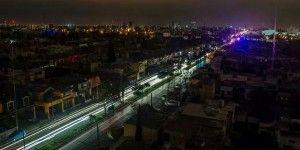 Apagón en SLP deja a casi toda la ciudad sin electricidad
