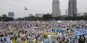 Despiden en Filipinas 6 millones al Papa Francisco