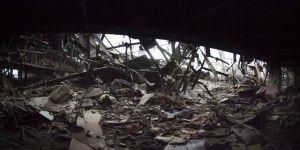 Ataque con cohetes en Ucrania deja 20 muertos