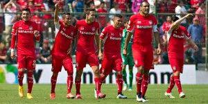 Toluca golea a Chiapas