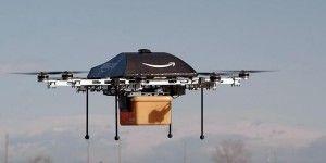 Wal-Mart distribuiría sus productos con drones