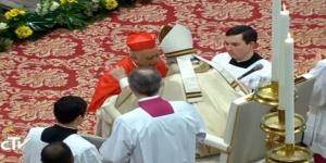 Alberto Suárez Inda es nombrado cardenal