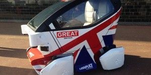 Gran Bretaña inicia pruebas de autos sin chofer