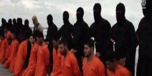 Papa Francisco condena decapitación de egipcios