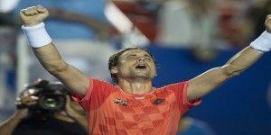 David Ferrer completa la otra semifinal de Acapulco