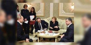 Putin anuncia cese al fuego en Ucrania