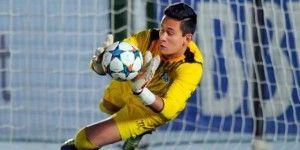 Gudiño elimina al Real Madrid de la Champions Juvenil