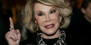 Olvidan a Joan Rivers en el memorial de los Óscar