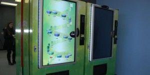 Abren dos máquinas expendedoras de mariguana en Seattle