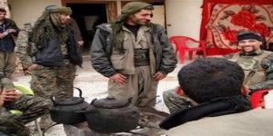 Milicianos occidentales se unen a kurdos contra el Estadio Islámico