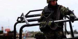 Enfrentamientos en Nuevo Laredo dejan cinco muertos