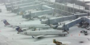 Aerolíneas emiten alerta en vuelos hacia Nueva York