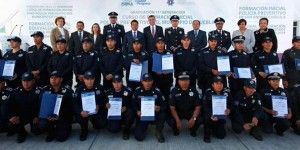 Integran 116 nuevos elementos a la Policía Municipal de Puebla
