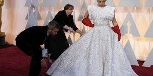 Los peor vestidos de los Óscares 2015