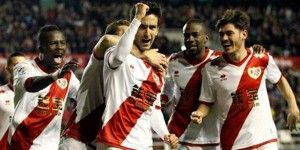 Sin Aquino, Rayo vence a Villarreal