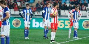 Sin Vela, Real Sociedad empata con Almería