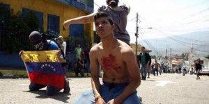 Policía de Venezuela mata a estudiante