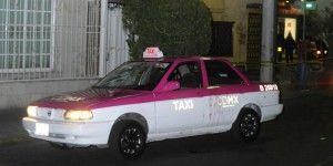 Homicidio en taxi de la Ciudad de México