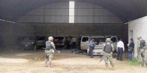 Liberan a tres policías acusados del caso Tlatlaya