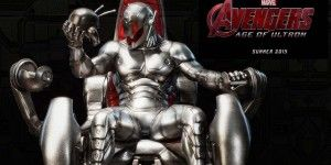 Revelan el póster oficial de Avengers