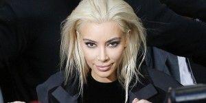 Memes del cambio de look de Kim Kardashian