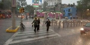 Se esperan lluvias muy fuertes y fuertes en Valle de México