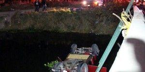 Mueren 7 al caer en canal de Jalisco