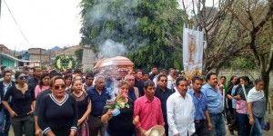 Despiden a precandidata del PRD asesinada en Guerrero